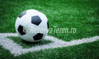 terenuri fotbal rezerva teren