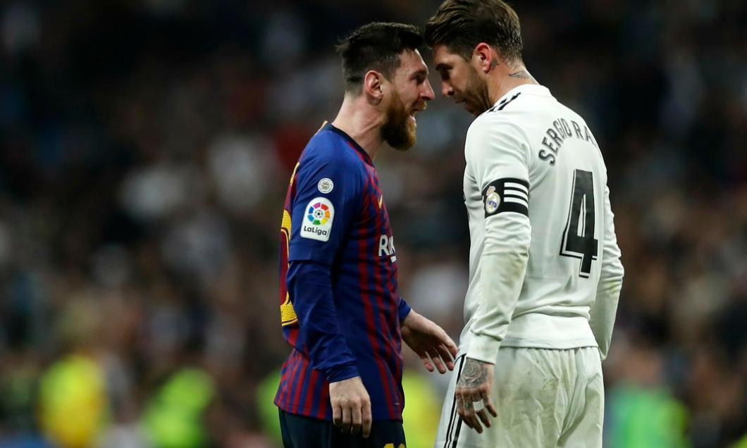 Cum și-a motivat arbitrul decizia, după faza la care Messi a fost făcut KO de Ramos